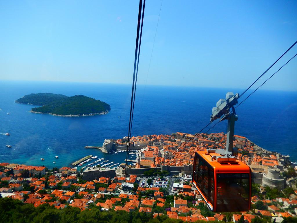 Cable Car - O Bondinho de Dubrovnik