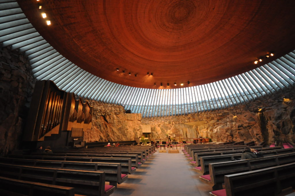 Igreja Temppeliaukio