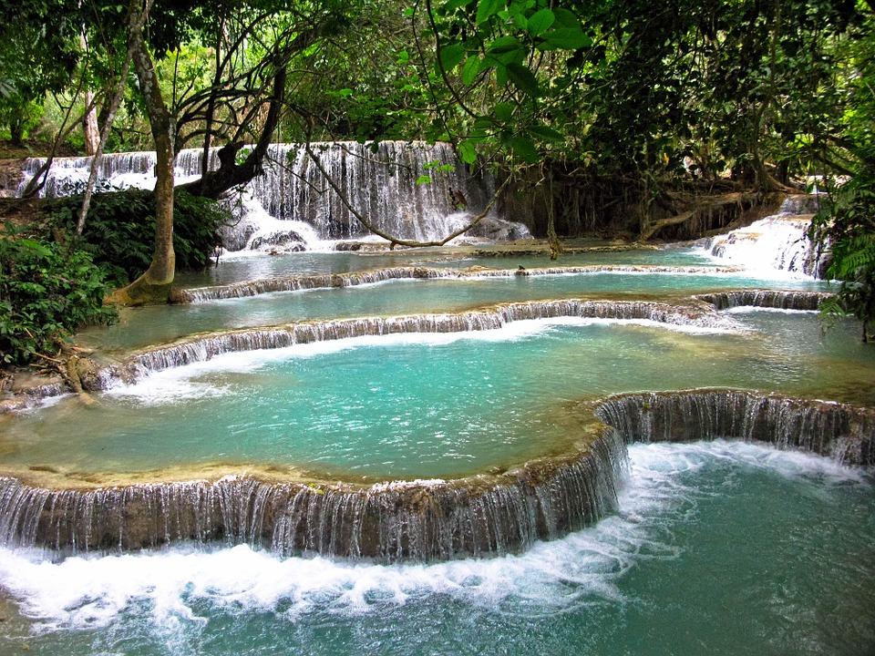 Cachoeiras Kuang Si