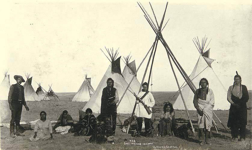 Índios Cree