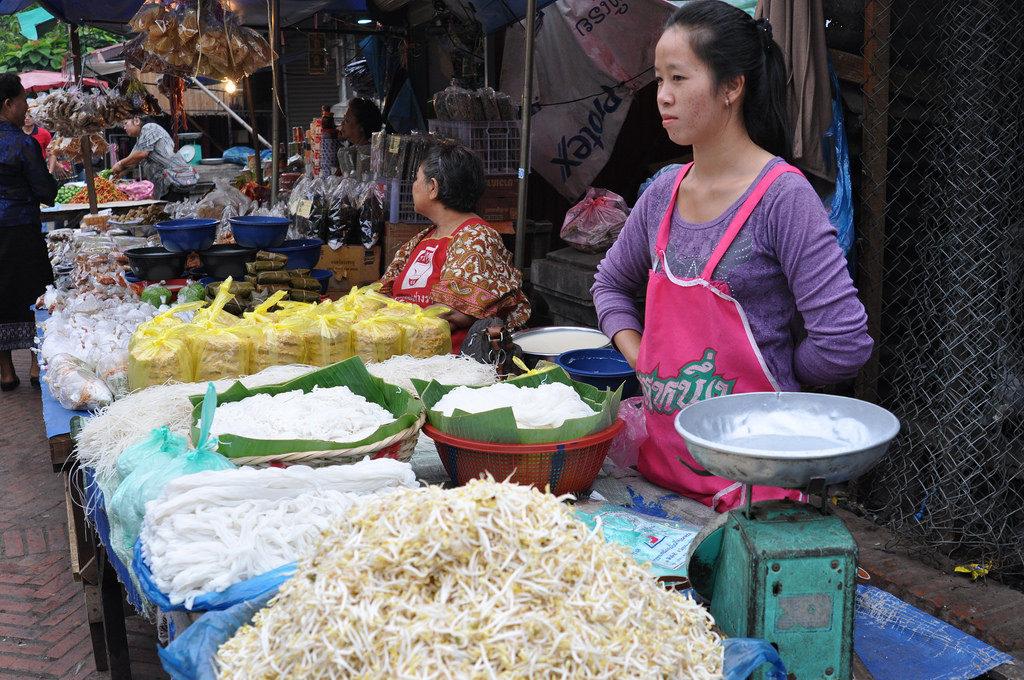 Mercado diurno
