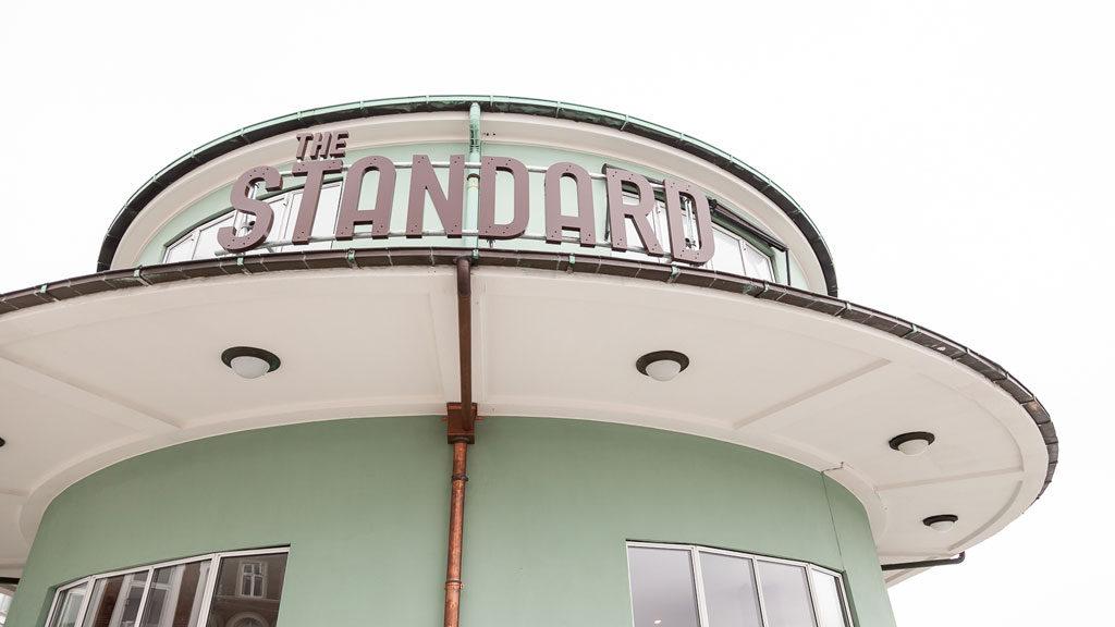 The Standard - o Stud!o faz parte do The Standard