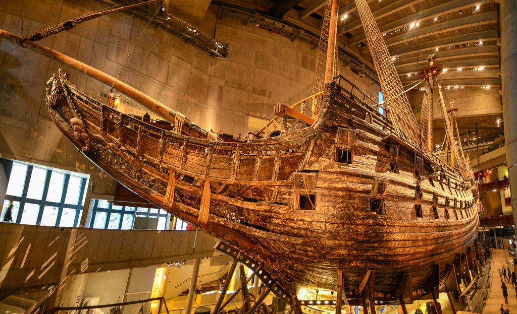 Navio de Guerra Vasa