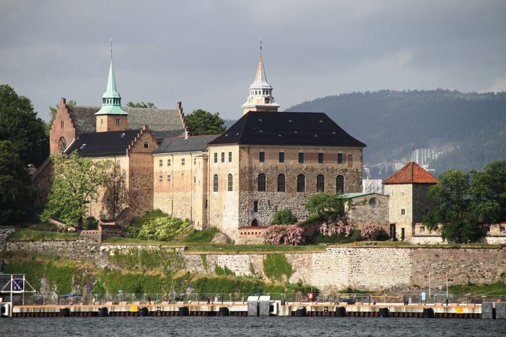 Fortaleza de Arkershus