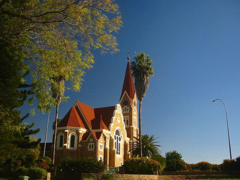 Igreja X de Windhoek