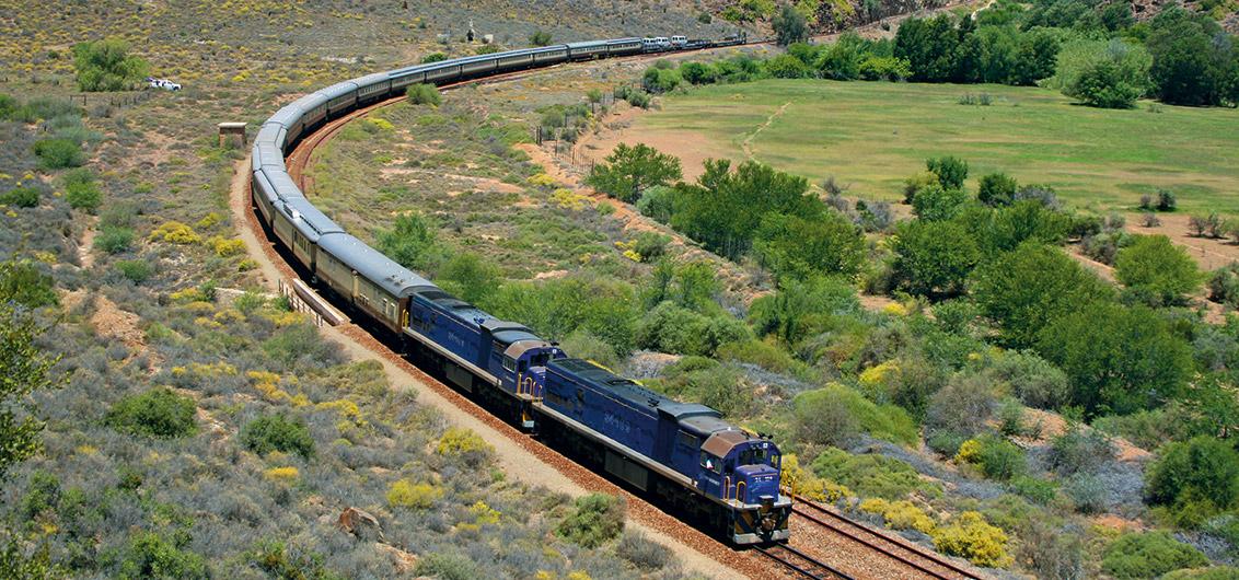 8 highlights da viagem pelo sul da África com o trem African Explorer